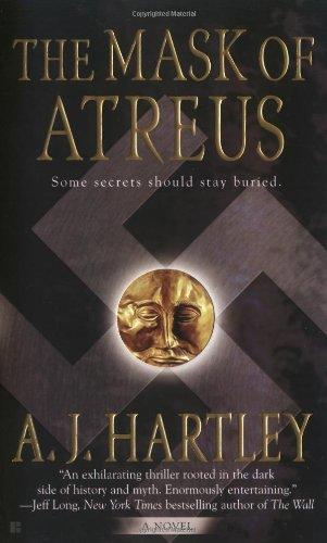 A.J. Hartley, The Mask of Atreus
