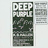 Deep Purple, Live in Denmark '72