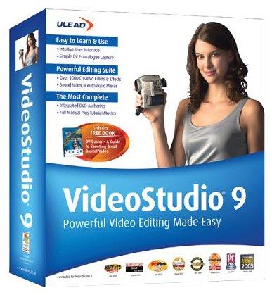 Ulead Video Studio 9