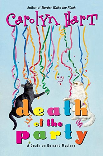 Carolyn Hart, Death of the Party