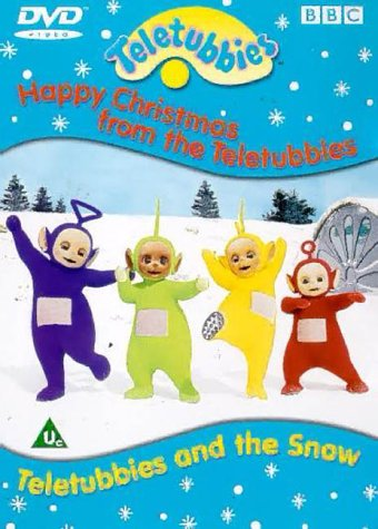 Teletubbies - Teletubbies And The Snow / Happy Christmas From The Teletubbies