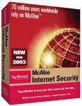 Internet security 5.0 - McAfee