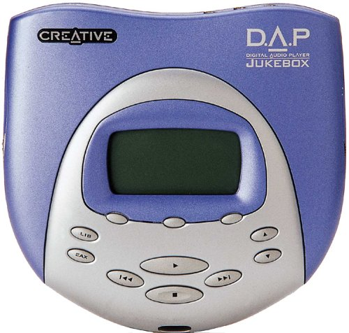 Creative Labs DAP Jukebox