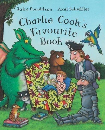 Julia Donaldson, Charlie Cook's Favourite Book