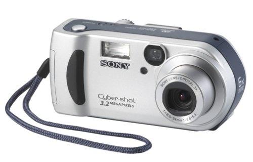 Sony CyberShot DSC-P71