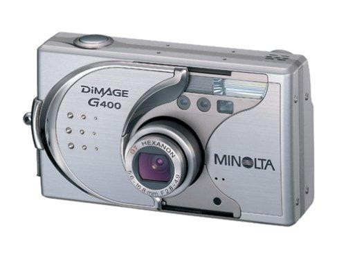 Minolta Dimage G400