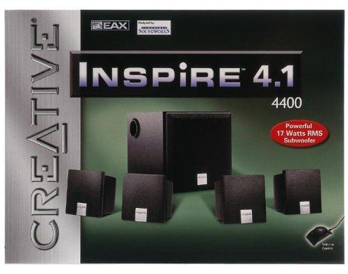 Creative Inspire 4.1 speakers