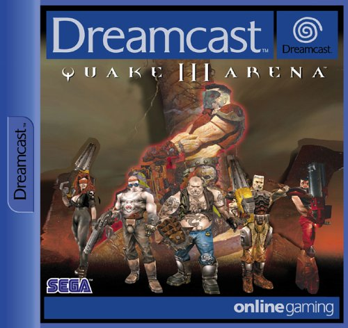 Quake 3 Arena (Dreamcast)