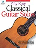 Jerry Willard, Fifty Easy Classical Guitar Solos (Classical Guitar)