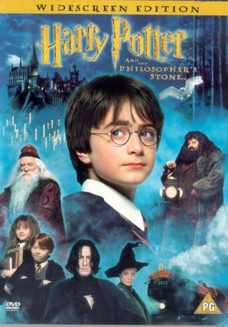 Harry Potter and the Philosopher's Stone (PG)