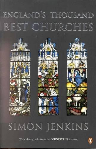 Simon Jenkins,Paul Barker, England's Thousand Best Churches