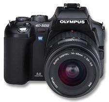 Olympus E-500