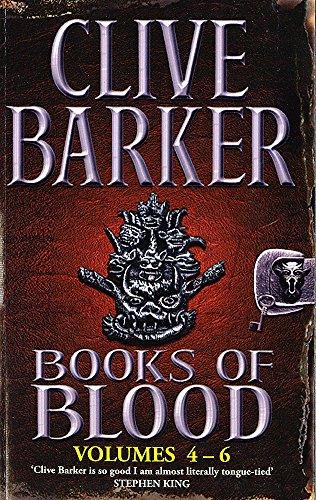 Clive Barker, Books of Blood Omnibus