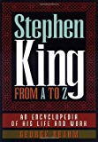 George Beahm, Stephen King from A to Z: An Encyclopedia of His Life and Work