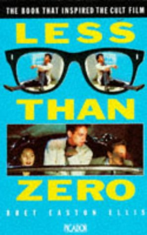 Bret Easton Ellis, Less Than Zero