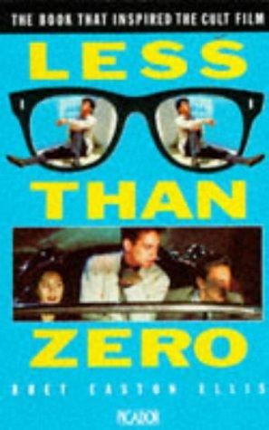 Bret Easton Ellis, Less Than Zero