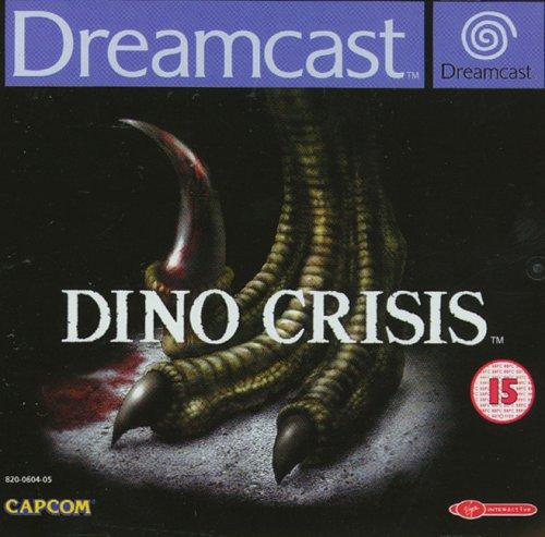 Dino Crisis Dreamcast