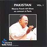 Nusrat Fateh Ali Khan, Pakistan Vol. 1: In Concert in Paris