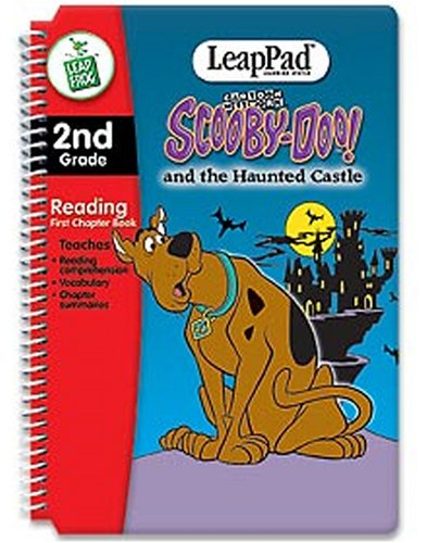 Scooby Doo & the Haunted Castle - LeapPad Interactive Book