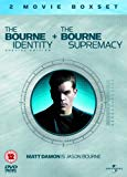 The Bourne Identity Identity & The Bourne Supremacy Boxset