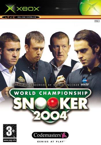 World Championship Snooker 2004