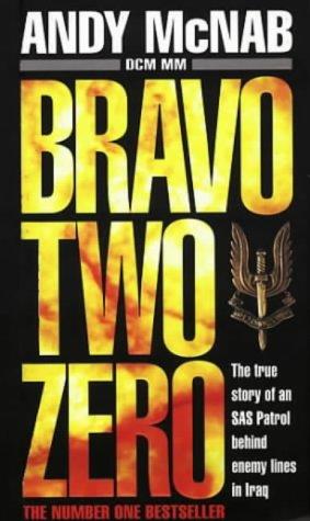 Andy McNab, Bravo Two Zero