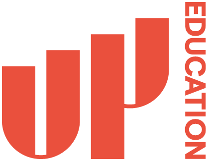 UP Education logo
