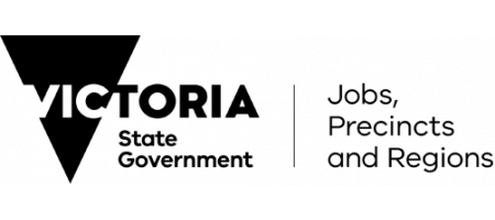 Victorian State Government, Department of Jobs, Precincts and Regions (DJPR) logo