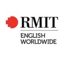 RMIT English Worldwide (REW) logo