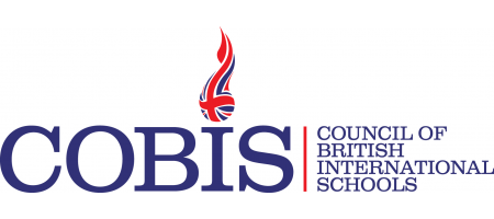 Council of British International Schools (COBIS) logo