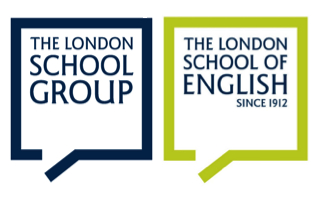 The London School Group (incorporating The London School of English) logo