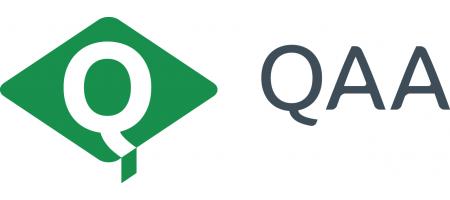 The Quality Assurance Agency logo