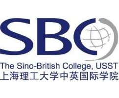 The Sino-British College, USST logo