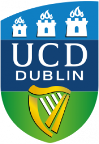 UCD International logo