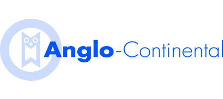 Anglo-Continental School of English logo