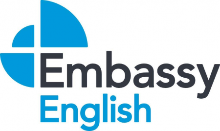 Embassy English logo