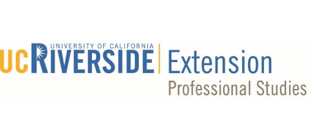University of California Riverside Extension logo