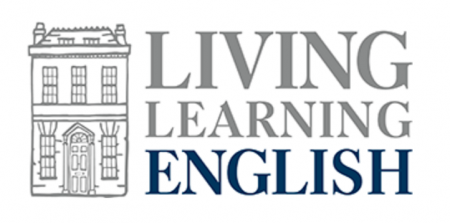 Living Learning English logo