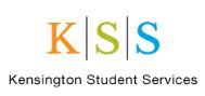 Kensington Student Services logo