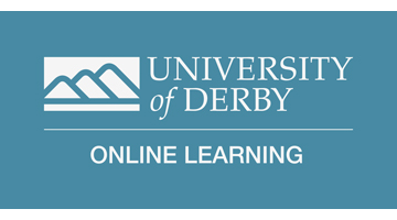 University of Derby Online Learning (UDOL) logo