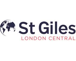 St Giles International logo