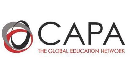 CAPA The Global Education Network logo