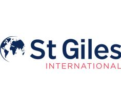 St Giles International logo