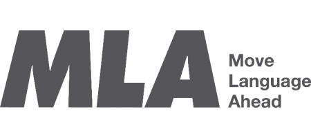 MLA Move Language Ahead logo