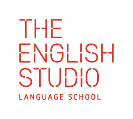 The English Studio logo