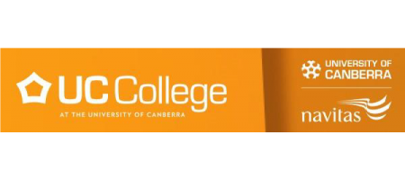 University of Canberra College logo