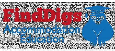 Find Digs Ltd logo