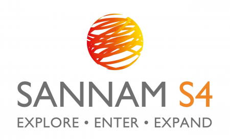 Sannam S4 logo