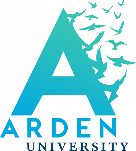 Arden University logo