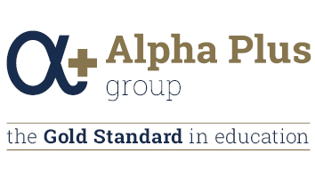 Alpha Plus Group logo